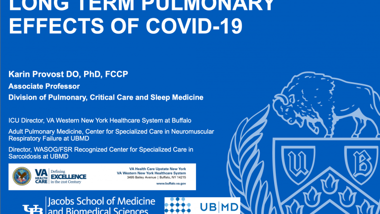 Long-term Pulmonary Effects of COVID-19