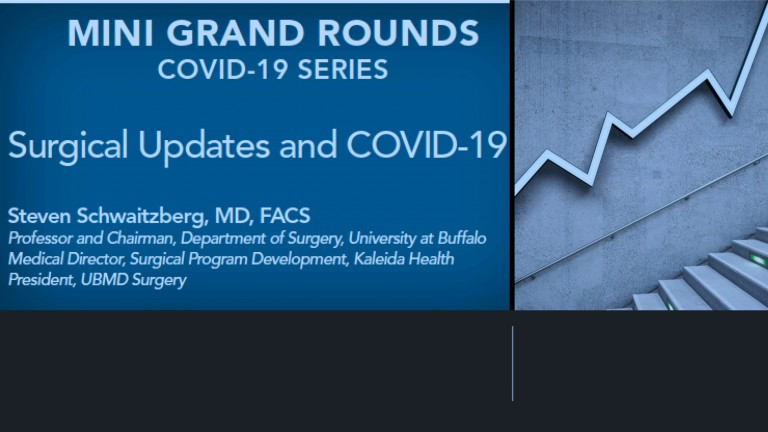 Surgical Updates and COVID19